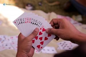 4. Twenty-one Cards