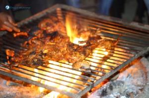 40. Chicken BBQ