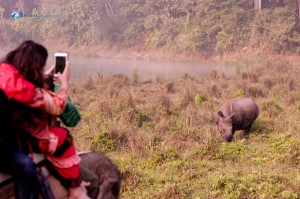 47. Shooting the Rhino