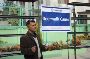 5. Surendra Adhikari speaks