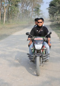 56. Bike ride