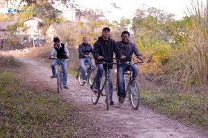6. Cycling