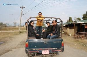 11. Tata mobile ride