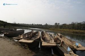 12. Boats on rapti