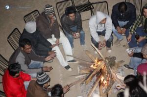 24. Bonfire