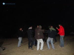 29. Deerwalkers showing off their moves