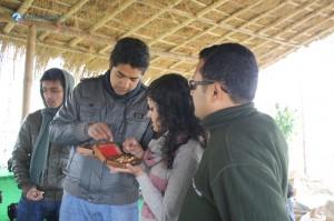 45. Choosing gift for Dambar
