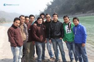 6. The guys