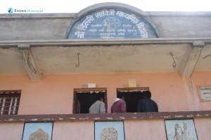 11. A school named under the donar of land to the school. i.e., Dilli Prasad Chapagain & Sabitri Devi Chapagain