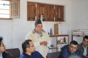 21. Shivaraj Pandey requesting deerwalk to establish computer lab in the school.