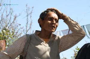 46. Local old man describing the value of Champadevi