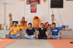 11. Deerwalkers yogi