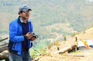 25. Kiran the photographer
