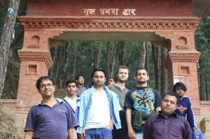 35. Way To Machhe Narayan Shantiban