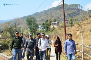 57. On the way to Dolakha Bhimsen