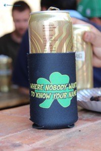 19. Jeff's Beer Wrapper