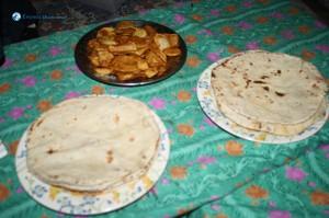 35. Tibetan Roti