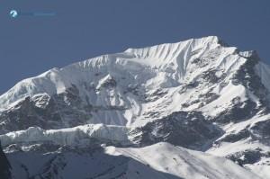 43. Snowy Ridges