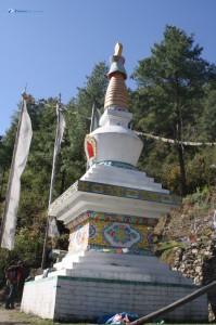 97. A Stupa