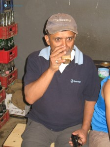 4. Surendra drinks an extra cup of tea