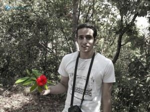 52. National Flower plucked by Sushant