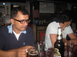 8. And Nepalese love their beer