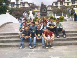 13. Group photo
