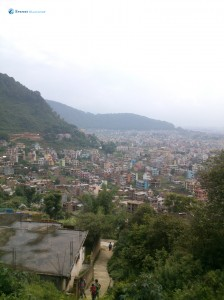 9. Valley view