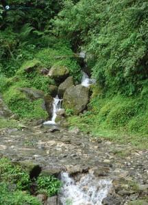 22. Mini waterfall