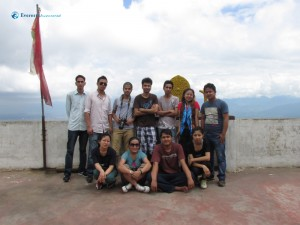 52. The climbers