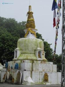 55. The Stupa