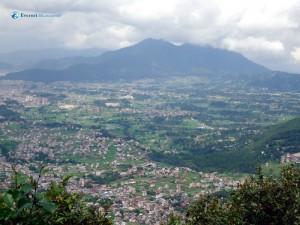 8. View from Nagi gumba