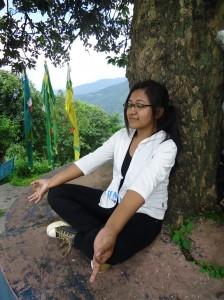 9. Practicing Buddha