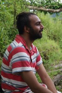 10. Prasanna being Prasanna