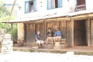39. Traditional Nepali pati
