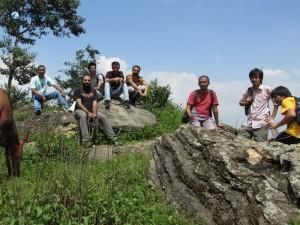 17.Hiker guys