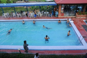7. Pool Party