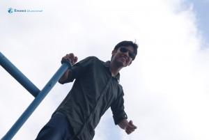 12.Into the sky