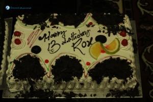 39. Surprise Cake