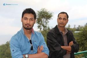 60. Pratik and Chiranjib
