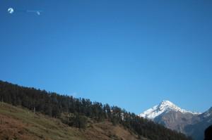 11. Named it the Deerwalk Mountain