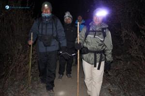 15. Trekking starts at 4 am