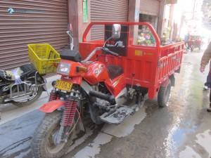 19. Junior lorry