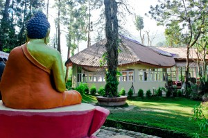 2. Meditation Center