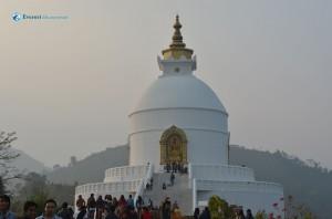 29. Shanti Stupa