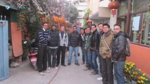 1. Group Photo