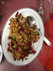 13. Chinese Chicken