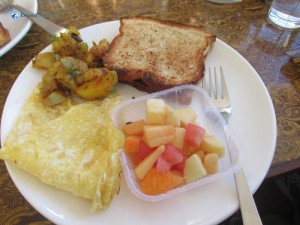 18. Breakfast time