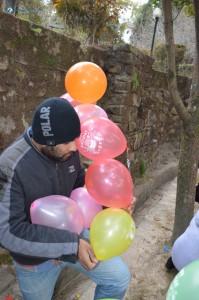 21. I love my balloons