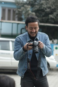 41. Happy Photographer